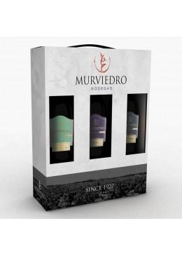 Pack 3 botellas Colección Murviedro