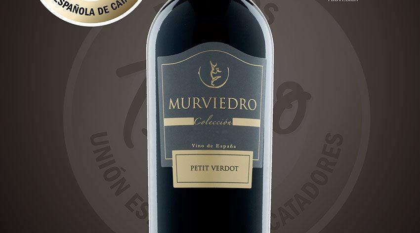 Baco de Oro for Murviedro Colección Petit Verdot