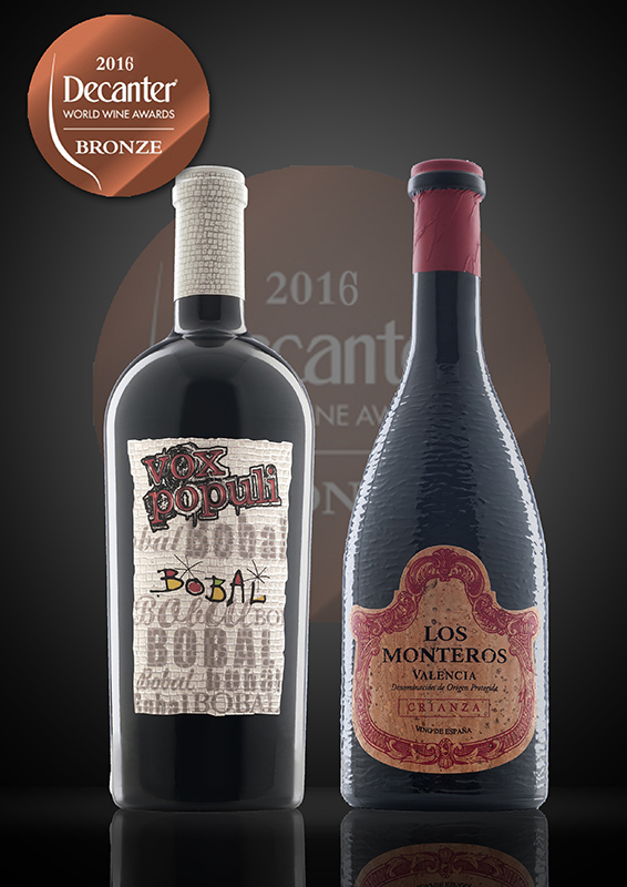 Bronze Decanter World Wine Awards 2016