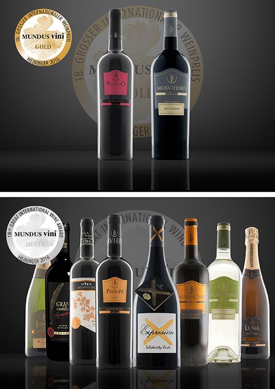 Mundus vini 2016 Oro, Mundus vino 2016 Silver