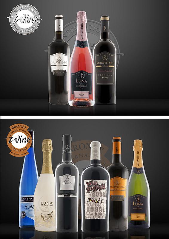 International Wine Challenge 2016, International Wine Challenge Bronze