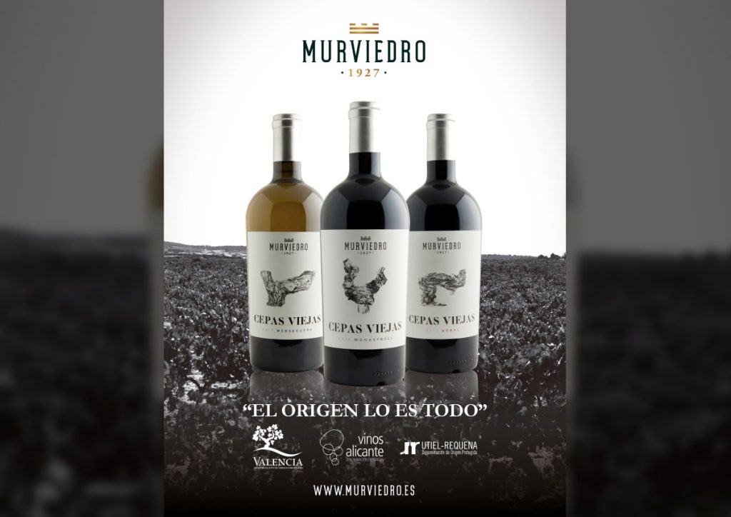 Murviedro completa su gama de Cepas Viejas con Cepas Viejas Monastrell