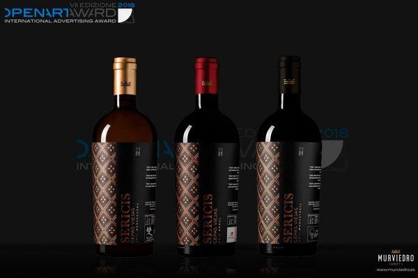 La gama Sericis de Murviedro recibe el primer premio al diseño en Nápoles