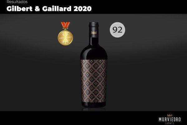 Murviedro arrasa en el concurso internacional Gilbert & Gaillard con 9 OROS y 2 PLATAS